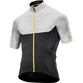 Mavic Ksyrium Pro Bike Jersey Shortsleeve Men white/black